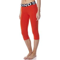 Bonds Womens Gym Tights - Bonds Cover Up Capri Size Extra Small