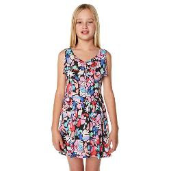 Roxy Girls Dresses - Roxy Kids Louvre Blossom Day Dress Size 8