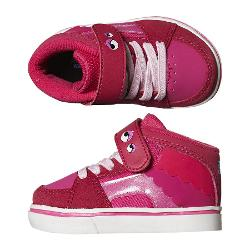Etnies Girls Shoes - Etnies Tots Disney Monsters Rvm Shoe Size 7