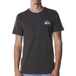 Quiksilver Mens Tees - Quiksilver Oc Snowcap Essential Tee Size Extra Large