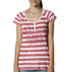 Billabong Womens Tees - Billabong Saphire Tee Size 8