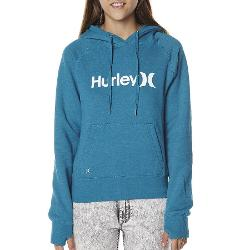 Hurley Womens Jumpers - Hurley One And Only Heather Pop Size Extra Small