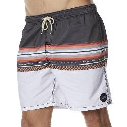 Billabong Mens Shorts - Billabong Spinner Elastic Beach Short Size 32