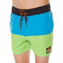 Quiksilver Boys Boardshorts - Quiksilver Kids Double Take Boardshort Size 14