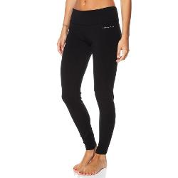Running Bare Womens Gym Tights - Running Bare Easy Fit Full Length Tight Size 12