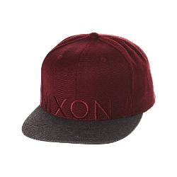 Nixon Mens Caps - Nixon Ira Snap Back Hat Size One Size