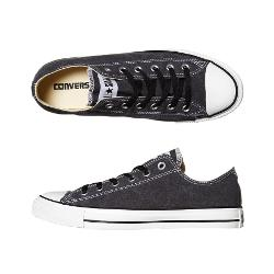 Converse Mens Sneakers - Converse Chuck Taylor All Star Basic Washed Shoe Size 13