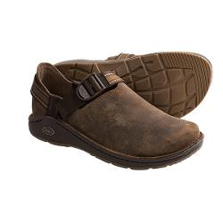 Chaco PedShed Shoes - Waxed Suede (For Men) - LEATHER BROWN/REDLANDS ( 10.5 )