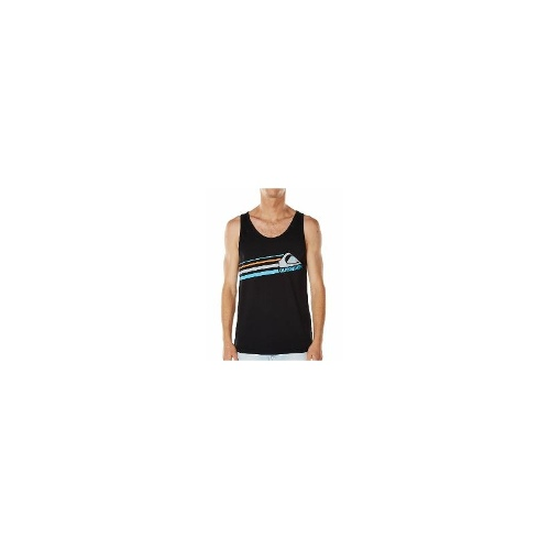 Quiksilver Mens Singlets - Quiksilver Rodeo Air Singlet Size Medium