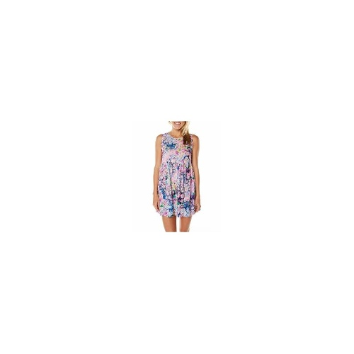 Minkpink Womens Dresses - Minkpink Digital Floral Dress Size Extra Small
