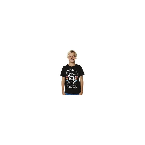 Quiksilver Boys Tees - Quiksilver Kids Scoped Tee Size 14