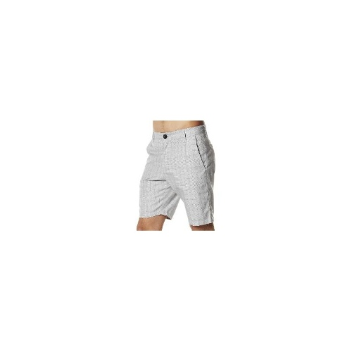 Billabong Mens Shorts - Billabong New Order Check Walkshort Size 34