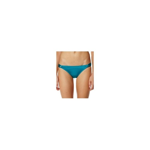 Jets Womens Bikini Bottoms - Jets Lustre Wide Looped Separate Pant Size 14
