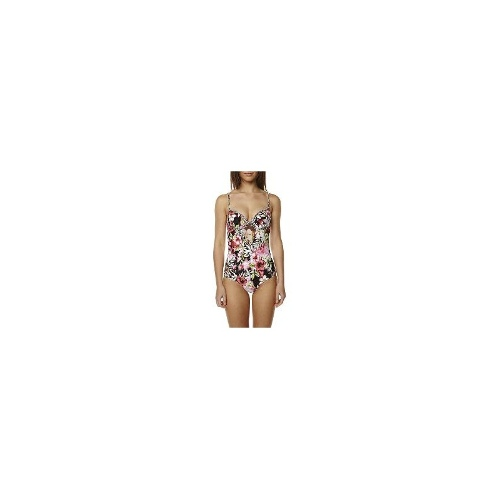 Heaven Womens One Piece Swimmers - Heaven Wild Orchid One Piece Size 10