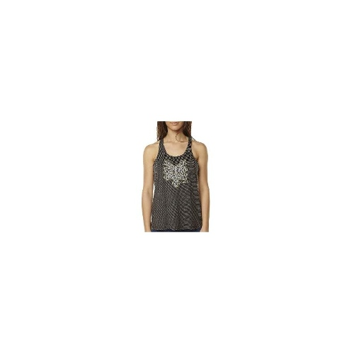 Zoo York Womens Singlets - Zoo York Play On This Tank Size 10
