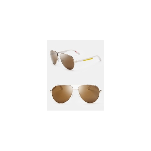 Carrera Mirror Lens Aviator Sunglasses