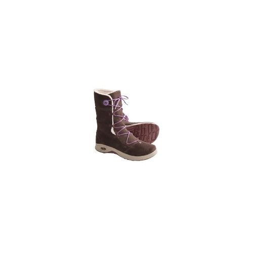 Chaco Belyn Boots (For Kids) - CHOCOLATE BROWN ( 5 )
