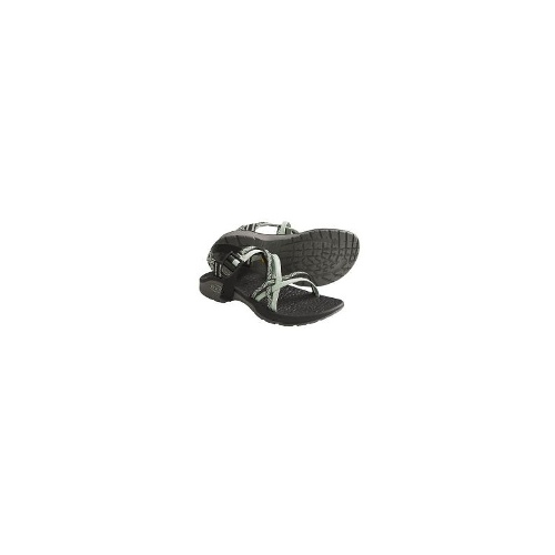 Chaco Updraft X Genweb Sport Sandals (For Women) - SIKULI GREEN ( 7 )
