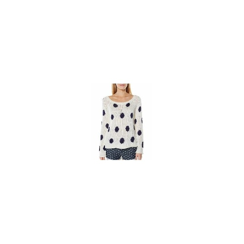 Element Womens Jumpers - Soulful Polka Dot Knit By Element