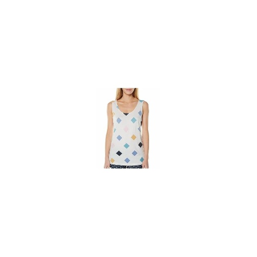 Element Tops Singlet - Diamante Top By Element