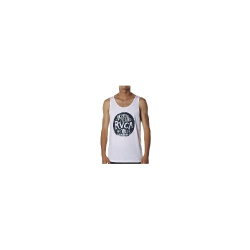 Rvca Mens Singlets - Rvca Rvca Art Alliance Tank Size Small