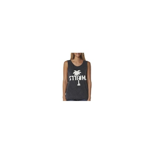 Thrills Womens Singlets - Thrills Spray Thrills Muscle Size Extra Small