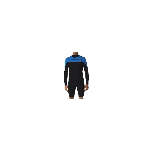O'neill Mens Spring Suits - O'neill Hyperfreak Fz 2Mm Ls Spring Suit Size Large