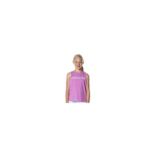 Billabong Girls Singlets - Billabong Kids Chalkboard Singlet Size 12