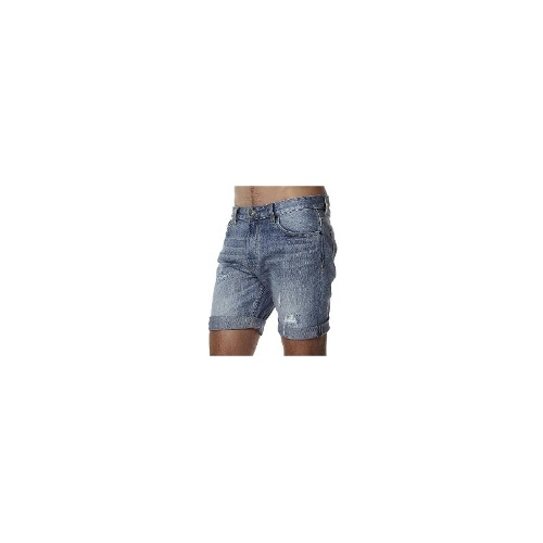 Riders By Lee Mens Shorts - Riders By Lee R3 Rigid Denim Short Size 36