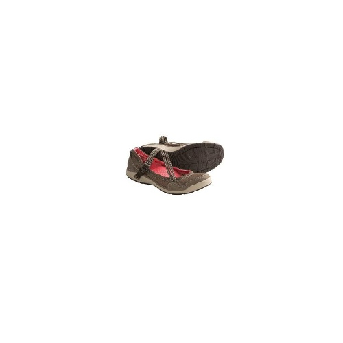 Chaco Keel Mary Jane Shoes (For Women) - CHOCOLATE CHIP ( 11 )