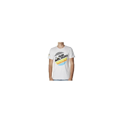 Quiksilver Mens Tees - Quiksilver Collision Tee Size Extra Large