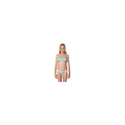 Billabong Girls Swimwear - Billabong Kids Citrine Bikini Size 8
