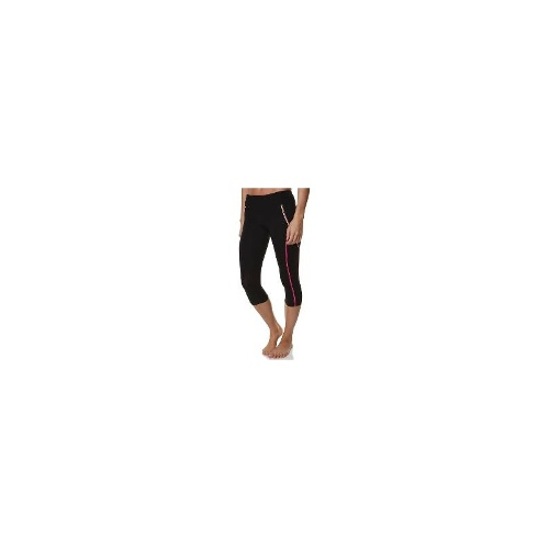 Roxy Womens Gym Tights - New Womens Roxy Excel Capri Ladies Sports Pants Tights Size Extra Large