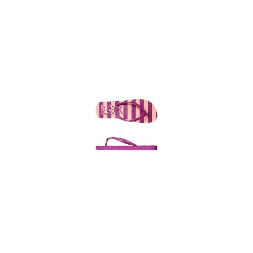 Roxy Girls Shoes - New Girls Roxy Kids Escape Thong Size 3