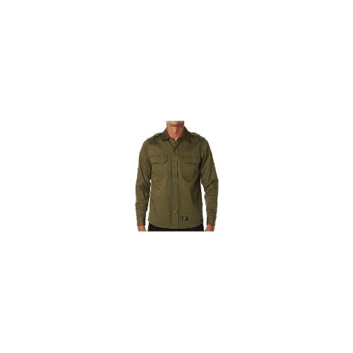 Carhartt - Carhartt Military Ls Shirt Size Medium