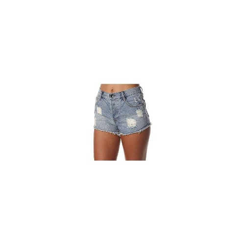 Long Lost Womens Shorts Denim Shorts - Hightime Short By Long Lost