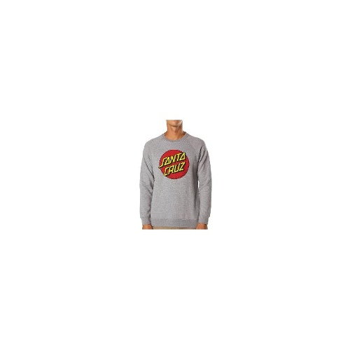 Santa Cruz - Santa Cruz Big Dot Crew Fleece Size Extra Large
