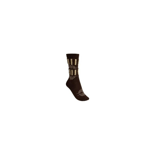 b.ella Ivy Victorian Stripe Socks - Merino Wool Blend, Crew (For Women) - OLIVE ( 5/10 )