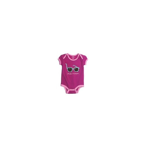 Hatley Applique Romper - 1-Piece (For Infants) - C IS FOR CUPCAKE ( 3/6M )