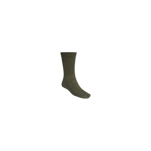 Fox River Outdoor Socks - Crew (For Men and Women) - MEDIUM BRO ( L )