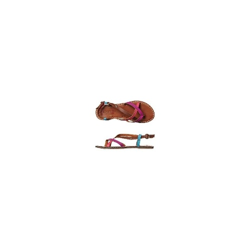 Roxy Womens Fashion Sandals - New Womens Roxy Chickadee Sandal Ladies Flip Flops Size 10