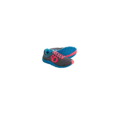 Pearl Izumi EM Road N2 Running Shoes (For Women) - SHADOW GREY/ELECTRIC PINK ( 9 )