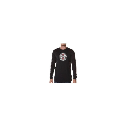 Independent Mens Tees Mens Long Sleeve Tees - Truck Co Ls Tee By Independent