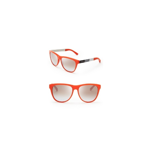 Marc By Marc Jacobs Colorblocked Wayfarer Sunglasses