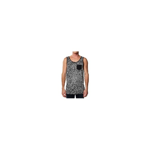 Rvca - New Mens Rvca Brookes Singlet T-Shirt Singlet Size Extra Large