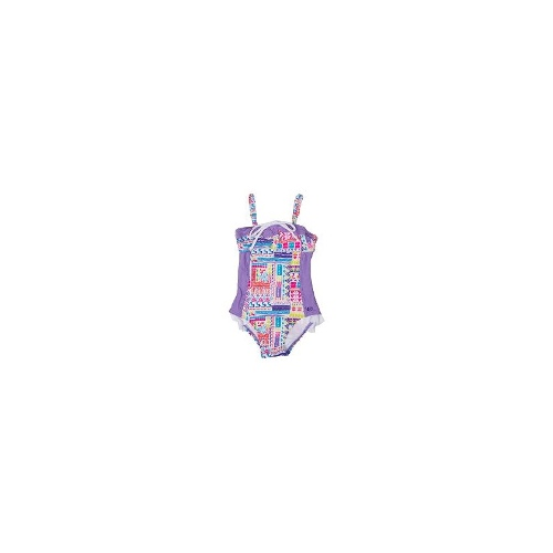 Rip Curl - New Kids Rip Curl Tots One Or Toucan One Piece Toddler Girls Swim Size 4