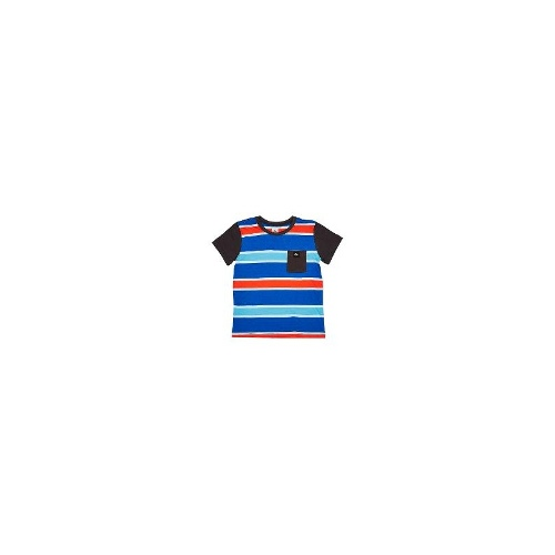 Quiksilver - New Kids Quiksilver Tots Starboard Tee Toddler Boys T-Shirt Top Size 4