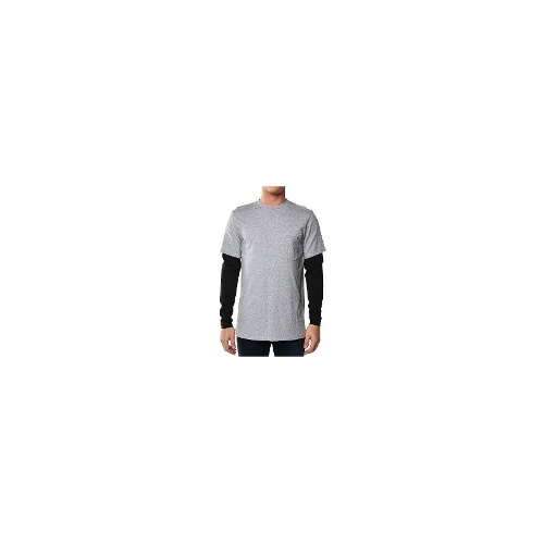 Rvca - New Mens Rvca Laced Ls Tee T-Shirt Top Size Small