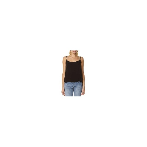 Minkpink - New Womens Minkpink Chiffon Back Womens Cami Ladies T-Shirt Top Size Small