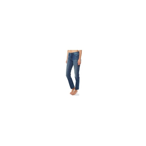 Levi's - New Womens Levi's Curve Id Demi Curve Slim Jean Ladies Straight Fit Denim Jeans Size 31